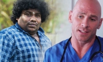 Johnny Sins and Nithyanandha land Yogi Babu flick in trouble
