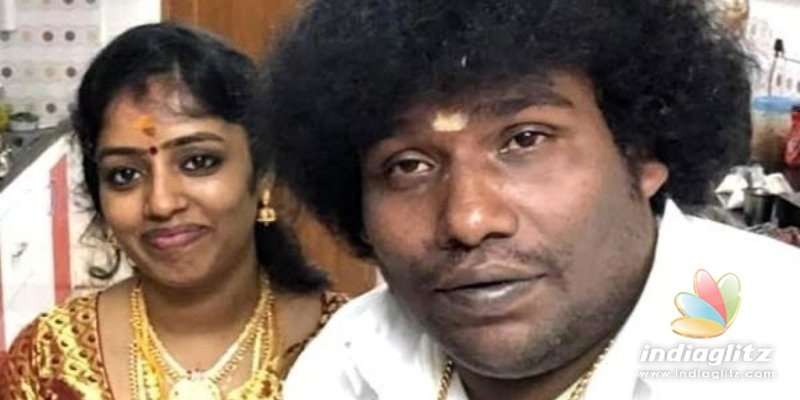 Yogi Babu opens up about his sudden and secret marriage
