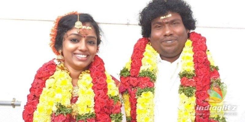Breaking! Yogi Babu gets married
