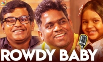 CUTE: Yuvan's Daughter as Rowdy Baby - Yuvan Shankar Raja, Selvaraghavan Interview