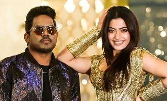 Yuvan Shankar Raja's new massy music video with Rashmika Mandanna rocks internet!