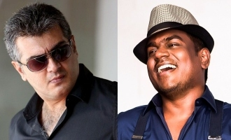 Another Valimai update from Yuvan - photos turn viral!