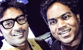 Yuvan's magical composition - exciting update on Dhanush's next!