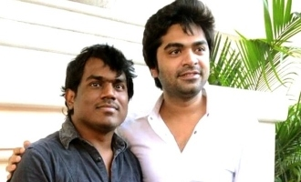 Simbu's character in Maanadu gets a Yuvan connection!