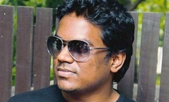Yuvan Shankar Raja takes up 10 year challenge!