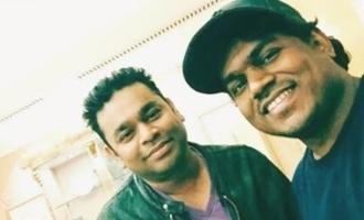 AR Rahman does it for Yuvan Shankar Raja!