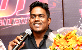 Yuvan Sankar Raja Press Meet