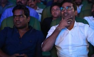 Dhanush directly criticizes other music directors in comparison to Yuvan