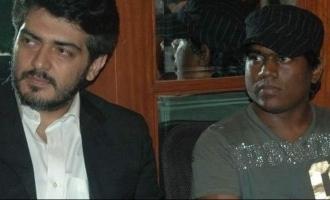 Yuvan Shankar Raja's hint about Thala Ajith's movie update delights fans