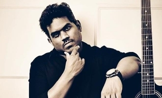 Yuvan Shankar Raja's nostalgic throwback photo wins hearts!