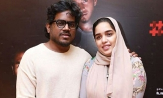 Yuvan Shankar Raja wife Zafroon Nizar first video interview
