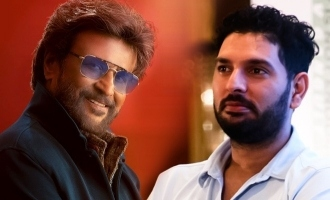 Yuvraj Singh connect in Superstar Rajnikanth's Darbar!