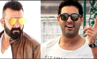 Yuvraj Singh's motivating words for Sanjay Dutt after cancer diagnosis!