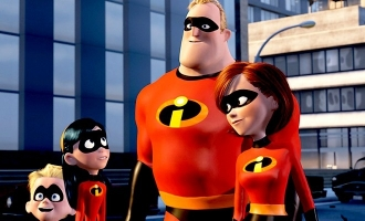 Incredibles 2 Preview
