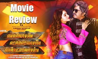 Anbanavan Asaradhavan Adangadhavan (aka) AAA Review