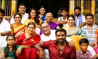 Sangathamizhan review. Sangathamizhan Tamil movie review, story, rating - IndiaGlitz.com
