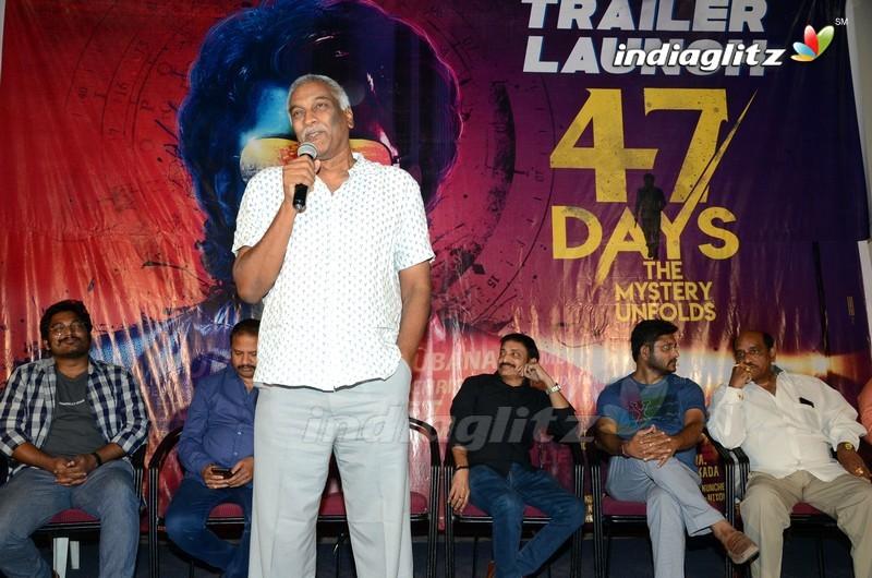 '47 Days' Trailer Launch