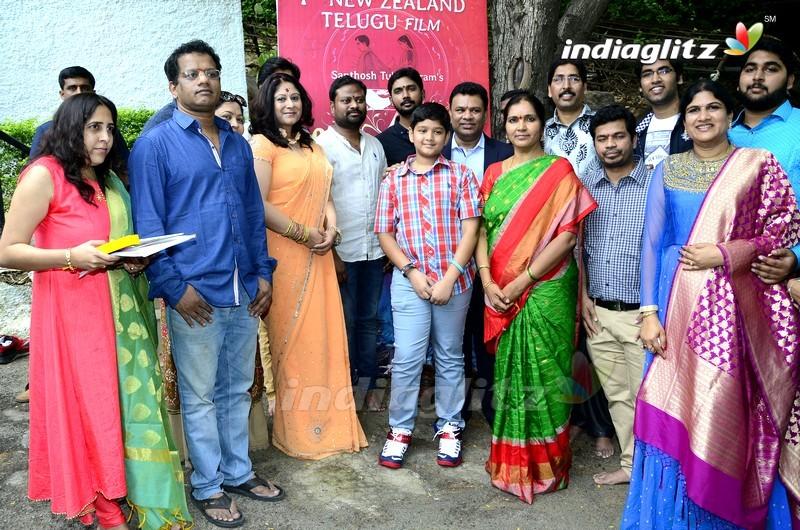 '7 Adugulu' Movie Launch