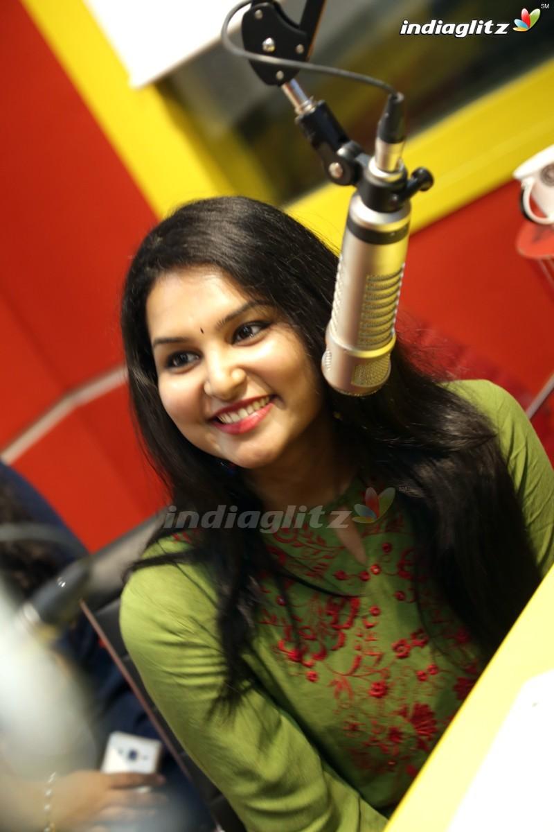 Aatagallu First Single Neevalle Neevalle launch at Radio Mirchi