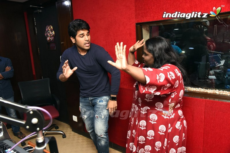 'ABCD' Song Launch At RED FM