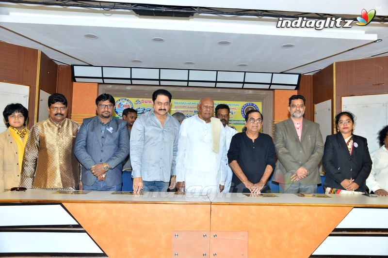 'Aditya (Creative Genius) Press Meet