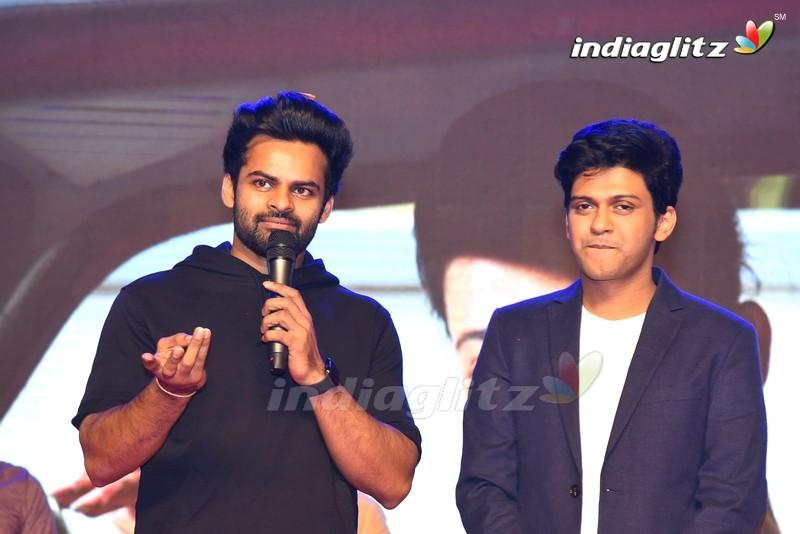 Events - 'Agent Sai Srinivas Athreya' Pre Release Movie Launch and