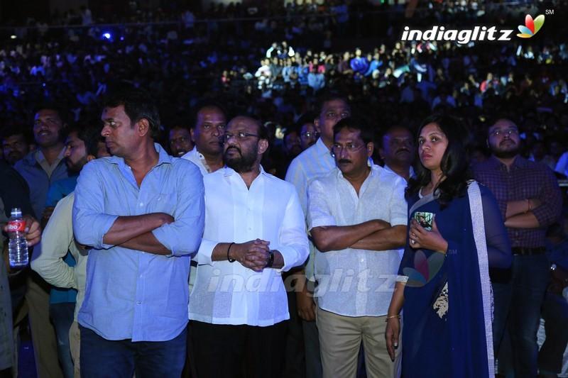 Events - Agnyaathavaasi Audio Launch Set-1 Movie -9038