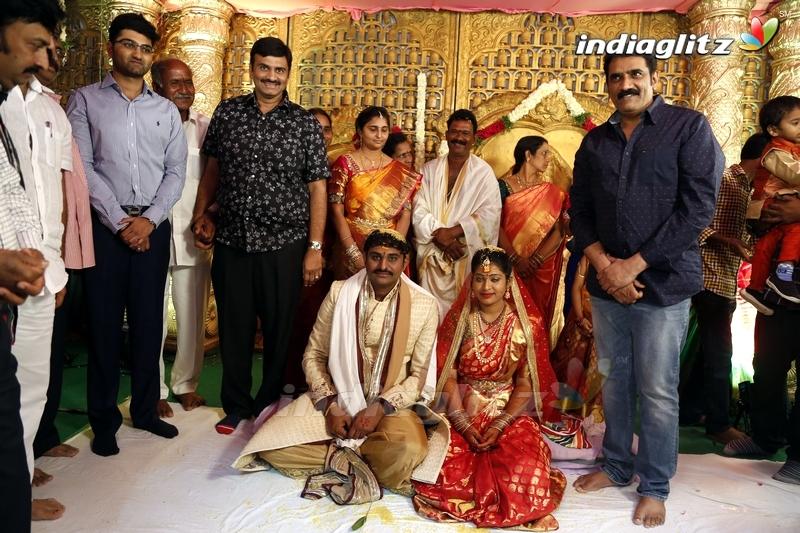 Celebs @ RX 100 Director Ajay Bhupathi Wedding