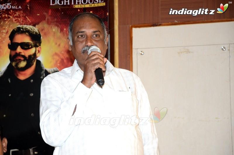 'Akkadokaduntadu' Success Meet