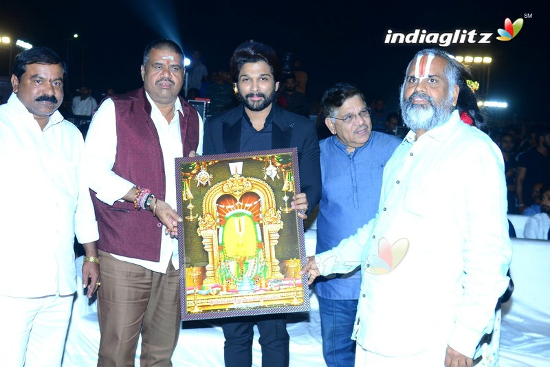 'Ala Vaikunthapurramuloo' Success Celebrations