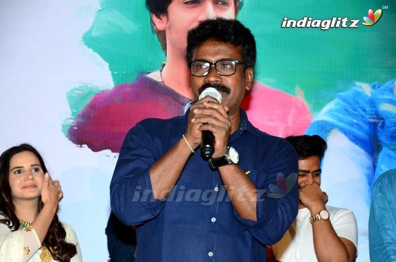 'Amaram Akhilam Prema' Teaser Launch