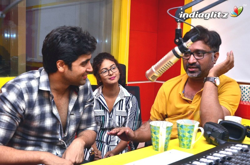 'Ami Thumi' First Song Launch @ Radio Mirchi