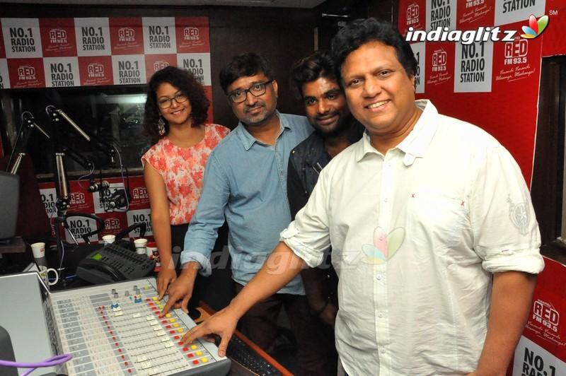 'Ami Tumi' 2nd Single Launch @ Red FM