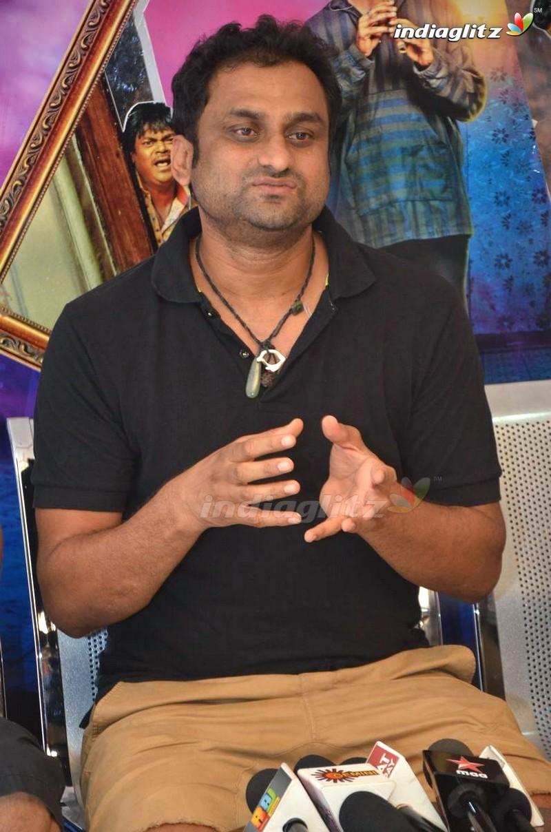 'Anando Brahma' Press Meet