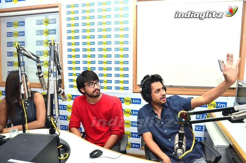 'Andagaadu' Team @ BIG FM