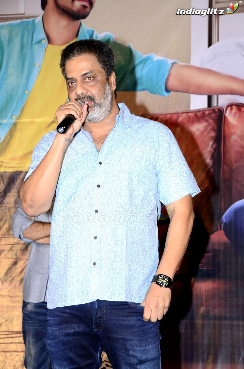 'Andhagadu' Trailer Launch