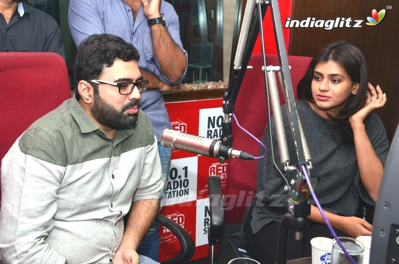 'Andhhagadu' Song Launch @ RED FM