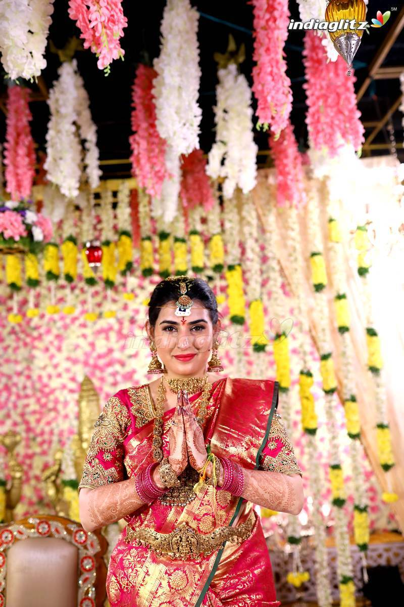 Actress Archana Wedding Reception