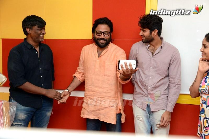 'Arjun Reddy' Song Launch @ Radio Mirchi