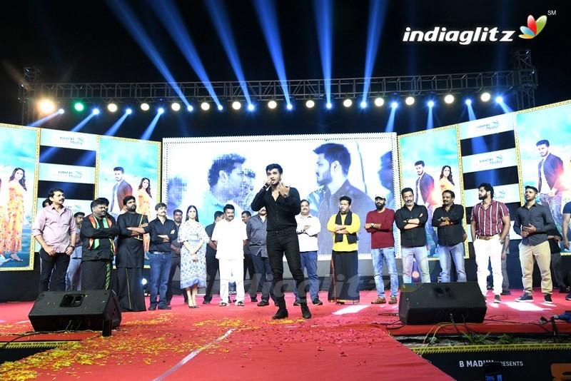 'Arjun Suravaram' Pre Release (Set 01)