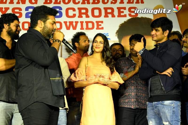 'Arjun Suravaram' Success Meet