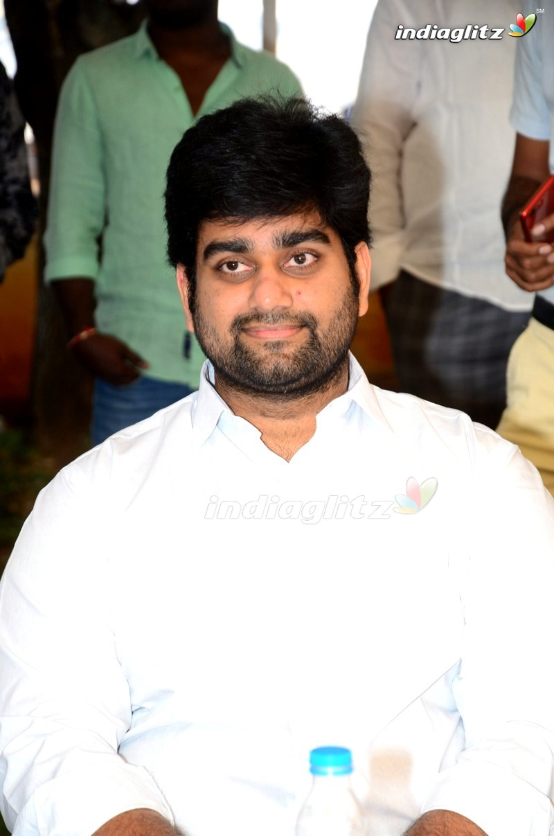 Ashok Galla Movie Launch