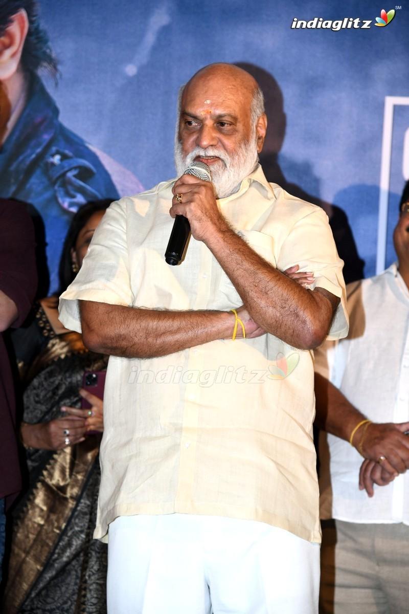 'Aswathama' Press Meet