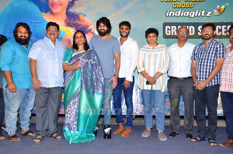 'Ashwathama' Success Meet