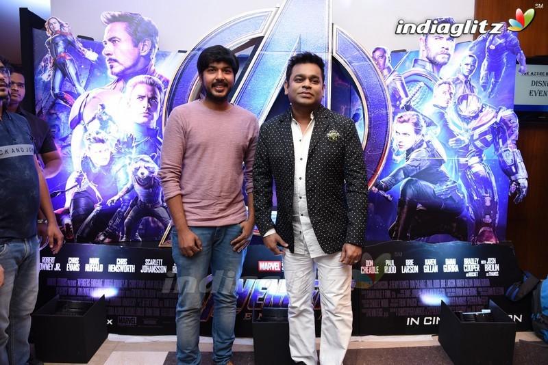 'Avengers End Game' Movie Press Meet