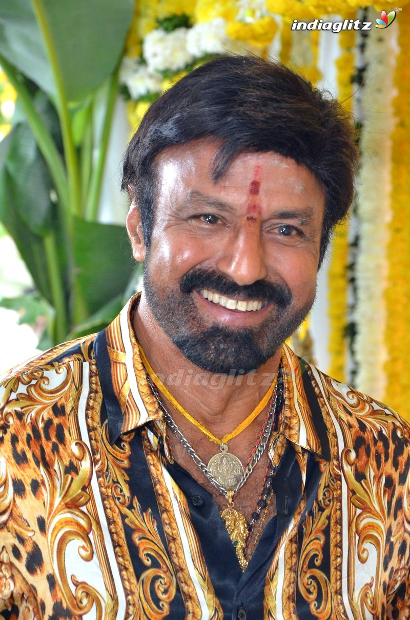 Balakrishna, Boyapati Srinu New Movie Launch