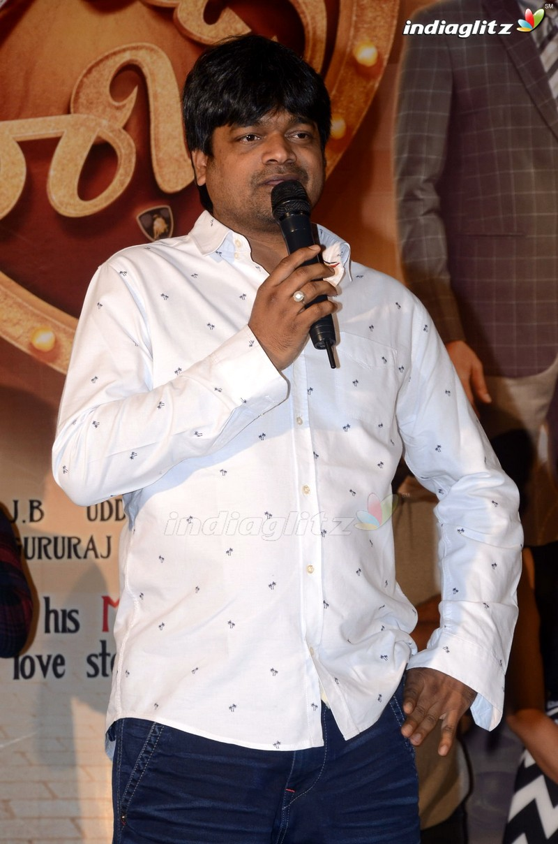 'Brand Babu' Teaser Launch