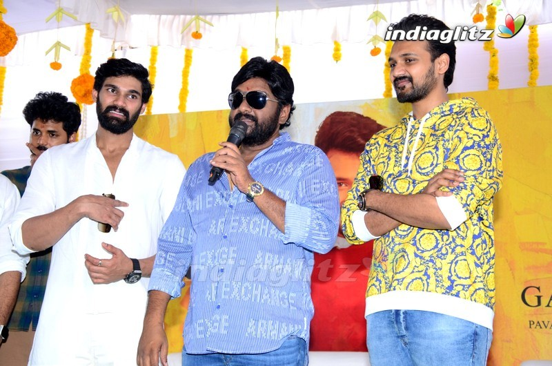 Ganesh Bellamkonda New Movie Launch