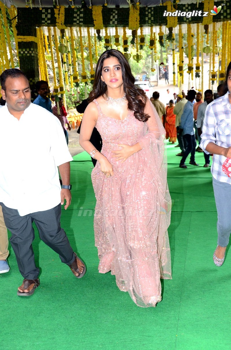 Sai Srinivas Bellamkonda's New Movie Launch