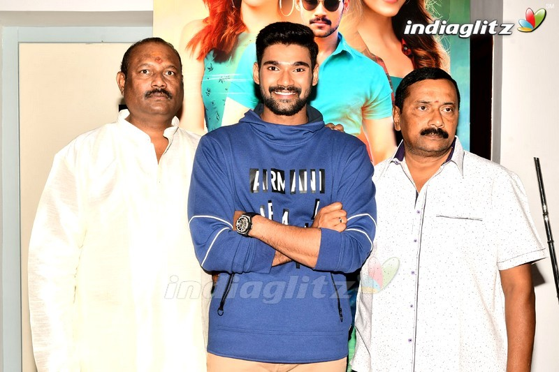 Bellamkonda Suresh Birthday Celebrations